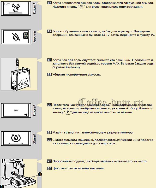 saeco odea giro manual pdf