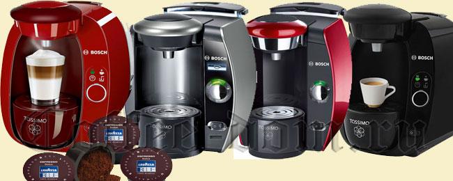 Что такое капсульная кофеварка